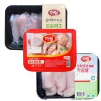 하림 냉장 닭고기 모음(전점)