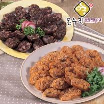 [백암전통순대]고기순대1kg + 김치순대 1kg