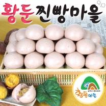 [황둔찐빵마을]황둔 고구마앙금 쌀찐빵 (20개)