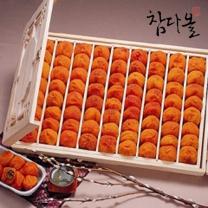 [영동곶감]명품오동나무함3kg(60~70개)