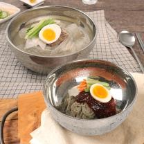 [냉면家]함흥물냉면5+비빔냉면5(사골육수*5+비빔장)