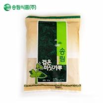 [송림식품] 검은 미숫가루 1kg/지퍼백