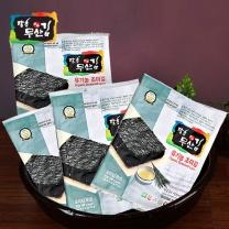 [장흥무산김]착한 조미김 5봉(전장10매 x 5)