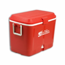 [대원산업] 카니발 레져용 아이스박스 35쿼터/아이스팩/휴대용냉장고/차량용냉장고/