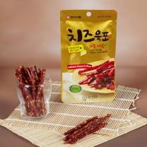 [맛고리]영양간식 치즈육포 (27g*10개)