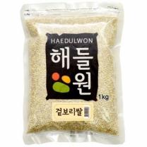 [월드그린]겉보리쌀1kg