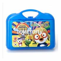 36색 뽀로로 가방 크레파스(파랑) GKS3393