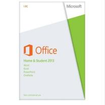 MS-OFFICE Home and Student 2013 (마이크로소프트 오피스 홈앤스튜던트)- 개인용,1대의 PC-영구사용가능