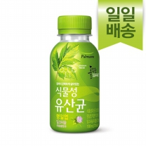 [풀무원녹즙 일일배달상품, 20일,월~금] 식물성 유산균 명일엽 130ml 1개 x 20일
