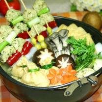 [베지푸드]채식어묵 다미채300g*3개