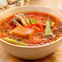 [베지푸드]채식두개장 600g * 3봉 세트