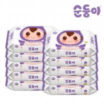 [순둥이]ER-01/엠보싱 70매 리필 10팩