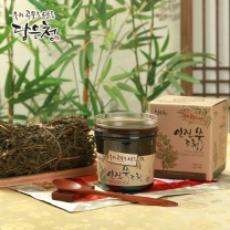 [담은청]우리곡물로 만든 인진쑥조청 1kg