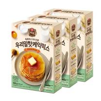 [CJ직배송] 우리밀핫케익믹스500G*3