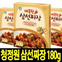 [청정원]삼선짜장180g