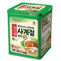 [CJ직배송] 사계절쌈장 14kg