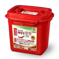 [CJ직배송] 알찬고추장 6.5kg