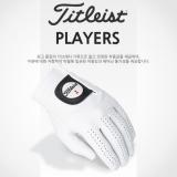 [정품]타이틀리스트 Players Glove 플레이어 골프장갑