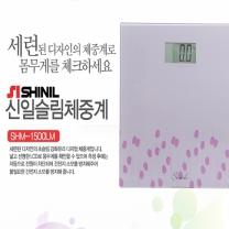 [신일] 슬림 체중계 SHM-1500LM