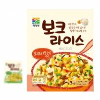 청정원 보크라이스 24g(8gx3봉) (쇠고기/새우/야채) 중 택1