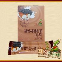 [자연의선택] 결명자검은콩마죽 프리미엄 300g (스틱형 30gx10포)