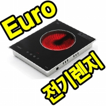 [유로] 전기렌지 ERP-100T 이동형 포터블 1구