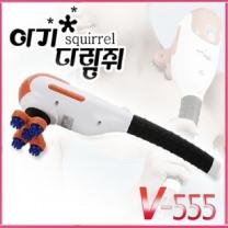 아기다람쥐 핸드마사지기 V-555
