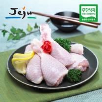 [제주푸드] 제주 무항생제 닭(냉장) 다리 500g x 2팩