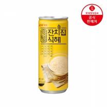 [롯데칠성몰] 잔치집식혜 240mlx30캔
