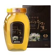 [GMS]강원양봉 강원산 프리미엄 피나무꿀 2400g