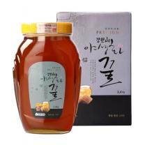 [GMS]강원양봉 강원산 프리미엄 야생화꿀 2400g