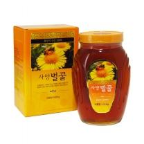 동아 양봉원  사양벌꿀 2400g