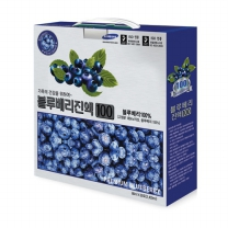 [GMS]동서 블루베리 진액 80ml x 30포
