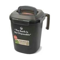 락앤락 음식물 쓰레기통 LDB-500Y (그레이) 4.8L