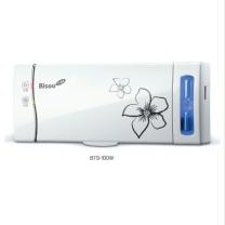 비쥬 칫솔살균기 BTS-100 (화이트) 칫속 6개 살균가능