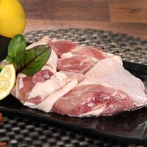 [물맑은양평]무항생제닭 닭다리살 800g(400gx2팩)