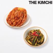 홍진경 더김치 포기김치 3kg + 열무김치 3kg