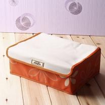 리빙박스(오렌지-18칸)(10L) GTL3702