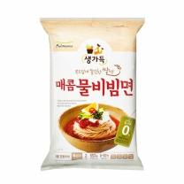 [풀무원직배송]매콤 물비빔면 (2인분)