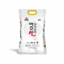 2018년 햅쌀 대왕님표 여주쌀 20kg
