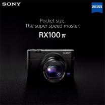 [소니정품] 소니 하이엔드 카메라 DSC-RX100M4