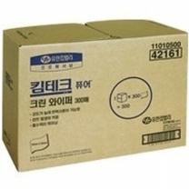 킴테크 퓨어 크린 와이퍼(300매/BOX)