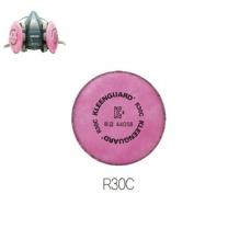 [124161]크린가드 직결식 방진마스크 필터 R30C/2개