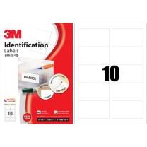 3M 일반형 분류표기용 라벨 (21310/10칸/100매)