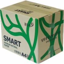 [118235]신문용지A4(54g/SMARTCOPY/500매X5권/박스)