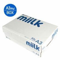 복사용지A3(80g/밀크/250매X5권/박스)