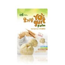 프로엠 요거팜 무농약 쌀로 만든 스낵플레인 30g
