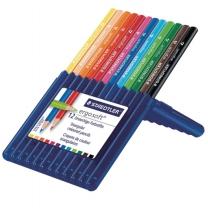 에고 소프트 색연필(12색/STAEDTLER)
