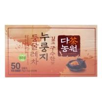 [109452]누룽지 둥굴레차(50T/다농원)