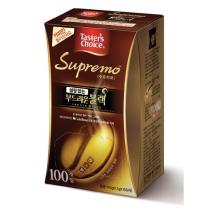 [110192]수프리모 설탕없는 블랙 커피믹스(1.1g*100T/네슬레)